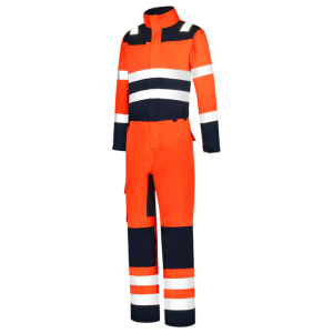 High visibility overalls